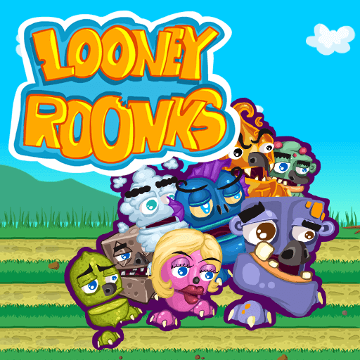 Looney RoonksHTML5 Game - Gamezop