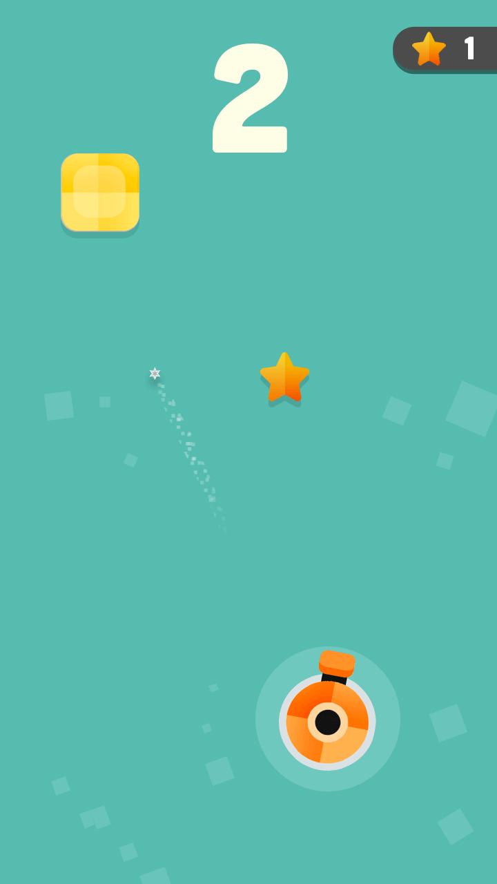 Spinning Shooter