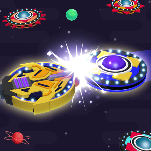 Saucer DodgeHTML5 Game - Gamezop