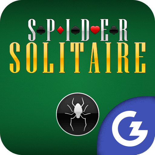 HTML5 Gamezop - Spider Solitaire