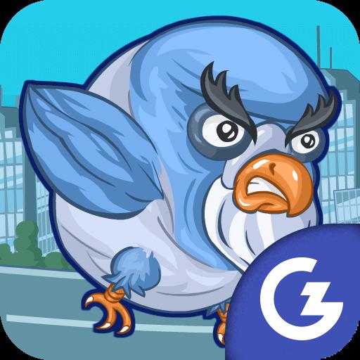 HTML5 Gamezop - Pigeon Bomber