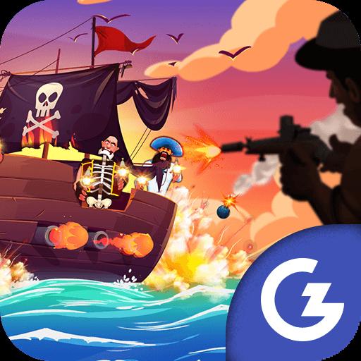 HTML5 Gamezop - Pirate Hunt