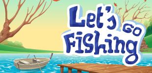 Let's Go FishingHTML5 Game - Gamezop