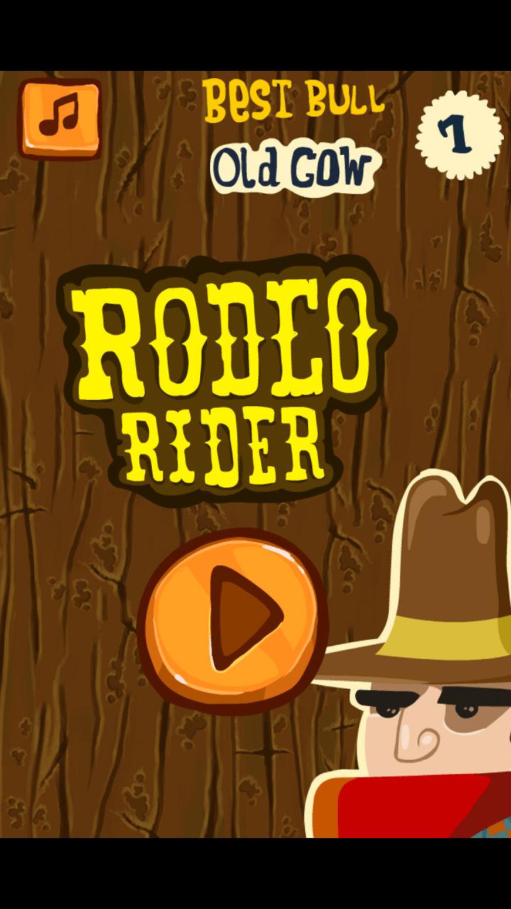 Rodeo Rider