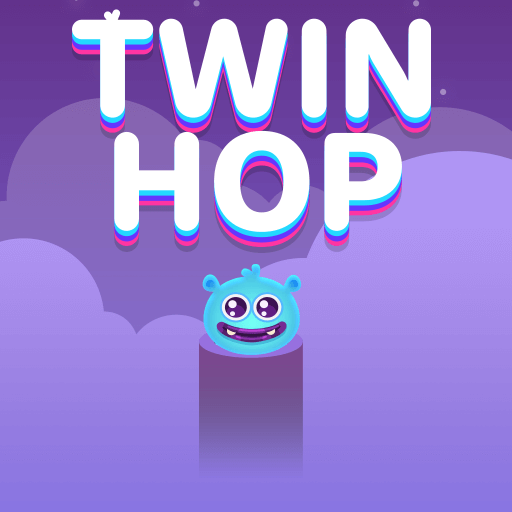 Twin HopHTML5 Game - Gamezop