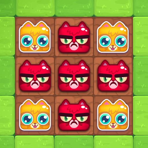 Happy Kittens PuzzleHTML5 Game - Gamezop