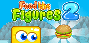 Feed The Figures 2HTML5 Game - Gamezop