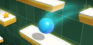 Falling ThroughHTML5 Game - Gamezop