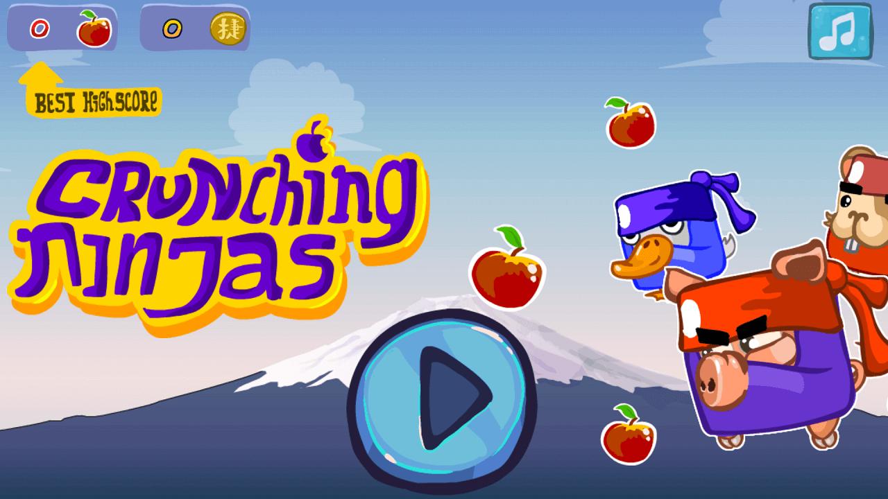 Crunching Ninjas