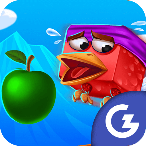 HTML5 Gamezop - Crunching Ninjas