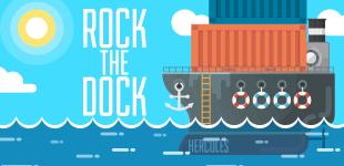 Rock the DockHTML5 Game - Gamezop
