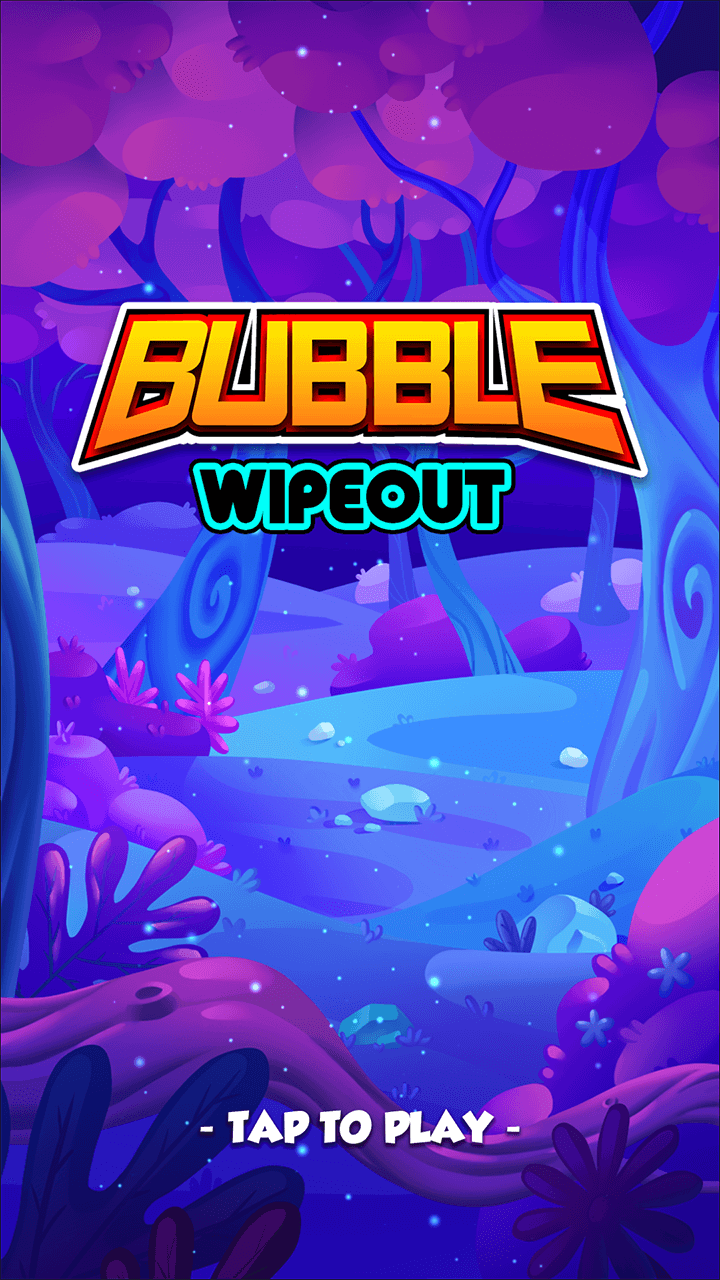 Bubble Wipeout