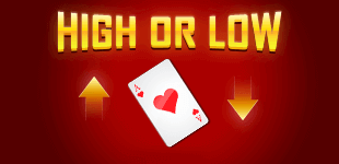 High or LowHTML5 Game - Gamezop