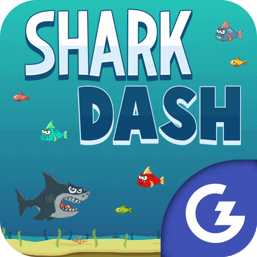 HTML5 Gamezop - Shark Dash