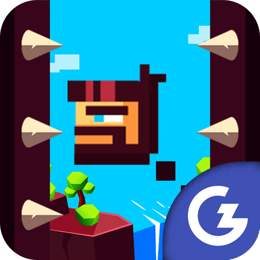 HTML5 Gamezop - Jumpy: The First Jumper