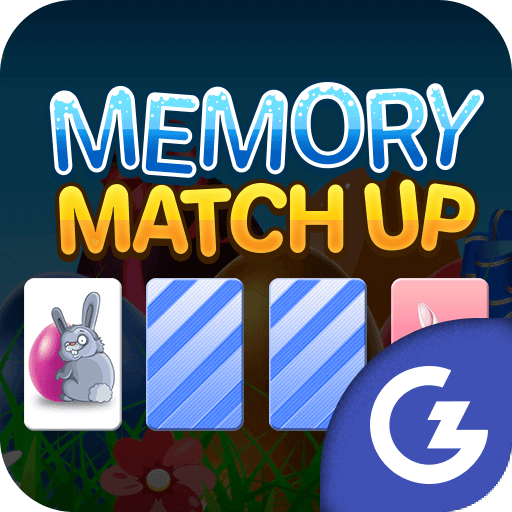 HTML5 game - Memory Match Up