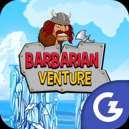 HTML5 Gamezop - Barbarian Venture