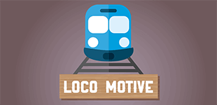 Loco MotiveHTML5 Game - Gamezop
