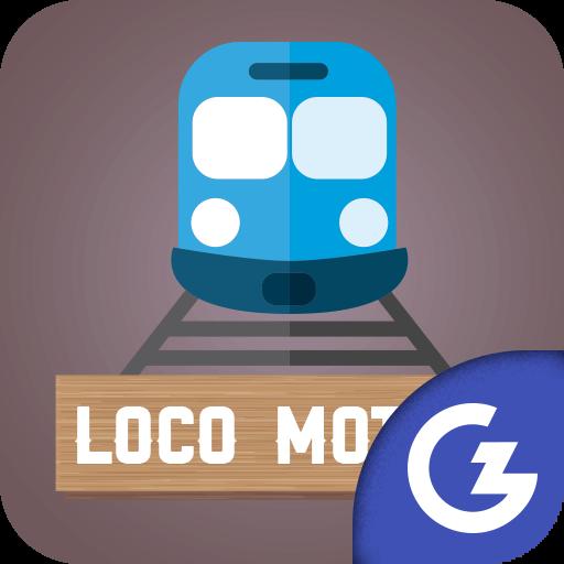 HTML5 game - Loco Motive