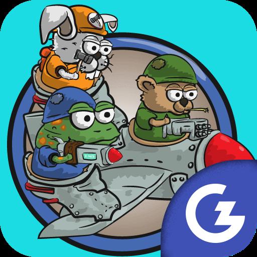 HTML5 Gamezop - Animals Air Fight