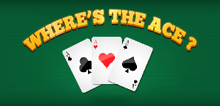 Where's the Ace?HTML5 Game - Gamezop