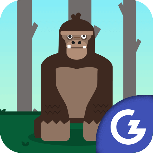 HTML5 Gamezop - Grumpy Gorilla