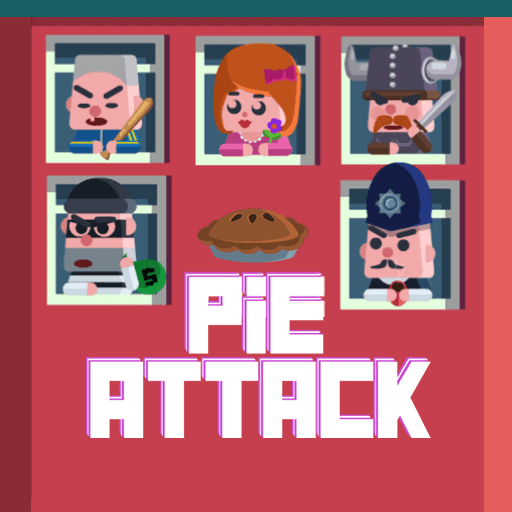 Pie AttackHTML5 Game - Gamezop