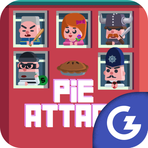 HTML5 Gamezop - Pie Attack