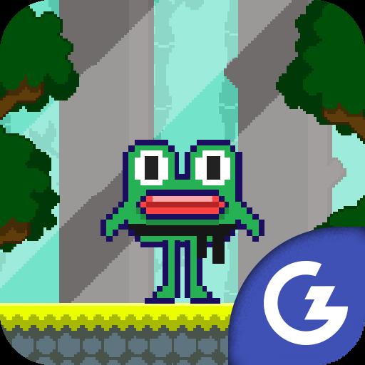 HTML5 Gamezop - Fidgety Frog
