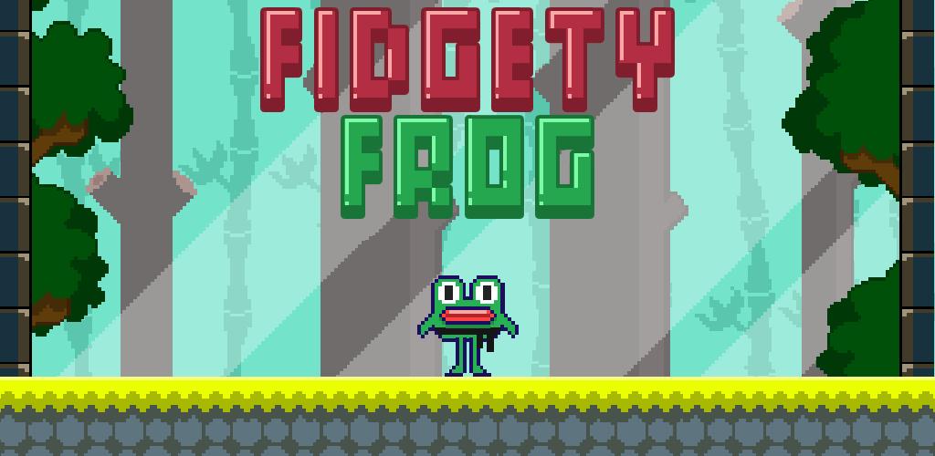 Fidgety Frog