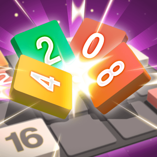 2048HTML5 Game - Gamezop