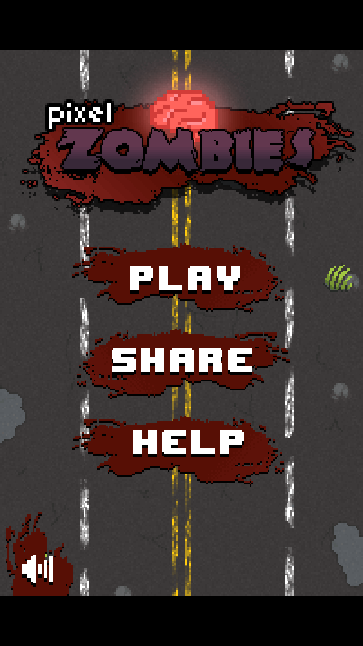 Pixel Zombies Played on 1610829481