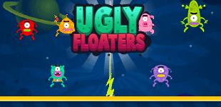Ugly FloatersHTML5 Game - Gamezop