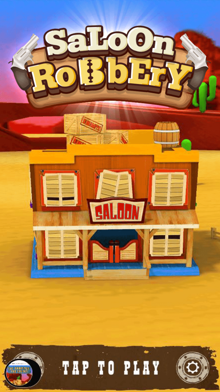 Saloon Robbery