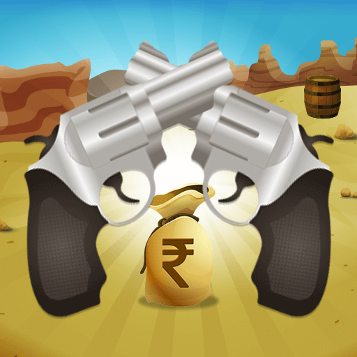 Saloon RobberyHTML5 Game - Gamezop