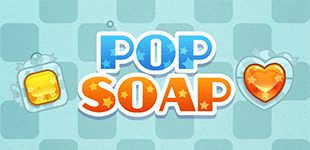 Pop SoapHTML5 Game - Gamezop
