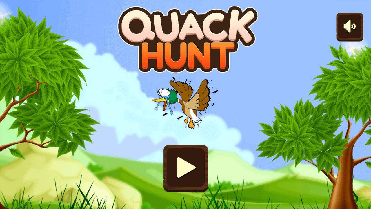 Quack Hunt