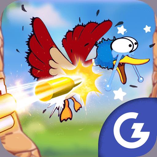 HTML5 Gamezop - Quack Hunt