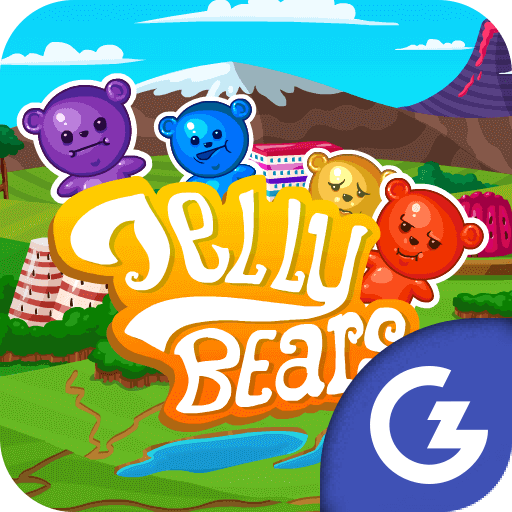 HTML5 Gamezop - Jelly Bears