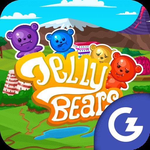 HTML5 Gamezop - Jelly Bears