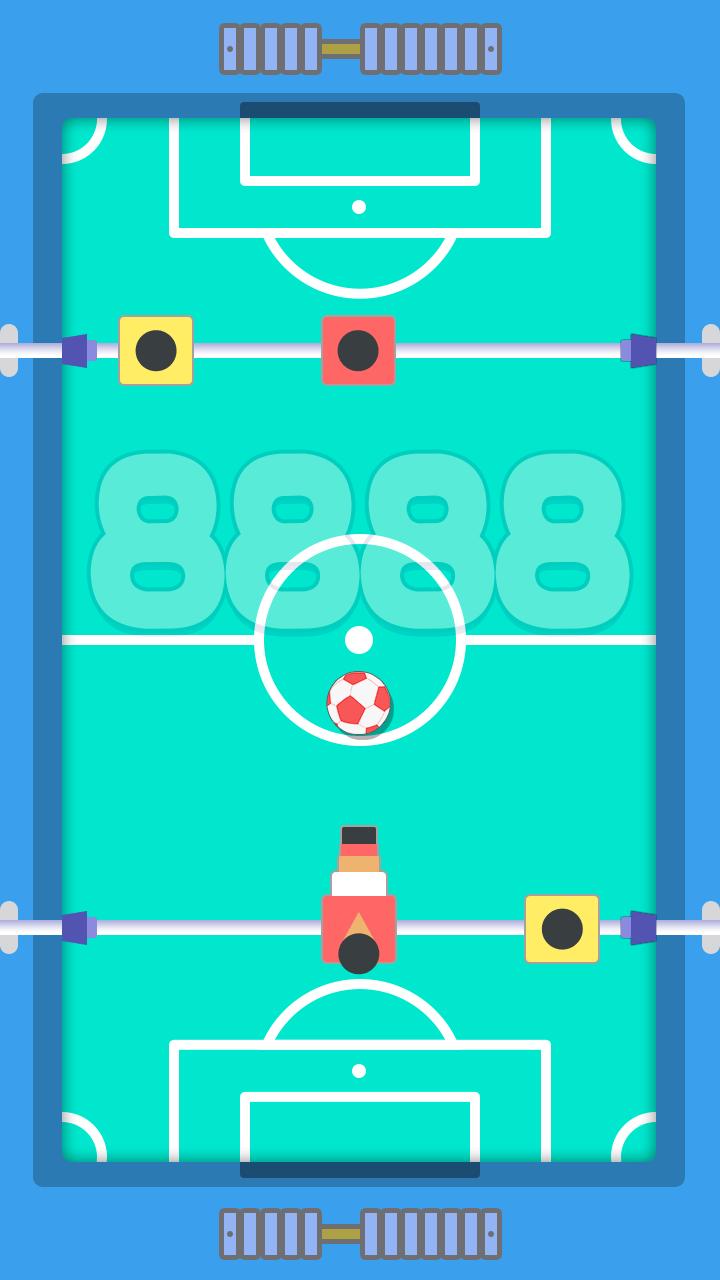 Foosball Kick