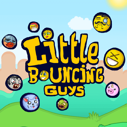 Little Bouncing GuysHTML5 Game - Gamezop