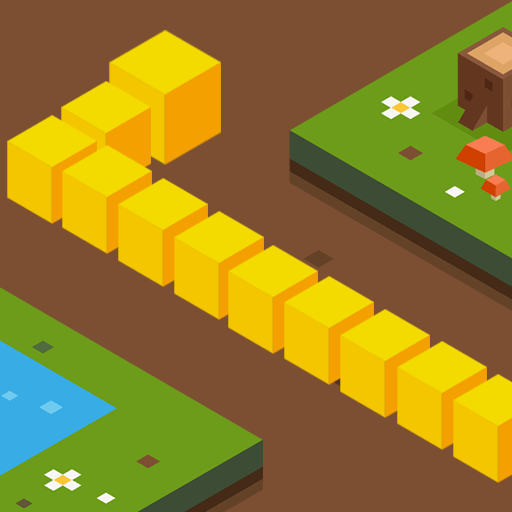 Cuby DashHTML5 Game - Gamezop