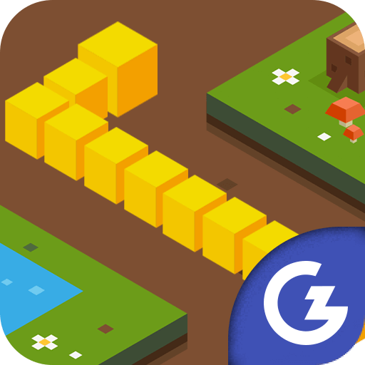 HTML5 Gamezop - Cuby Dash