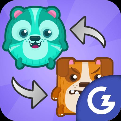 HTML5 Gamezop - Teleporting Kittens