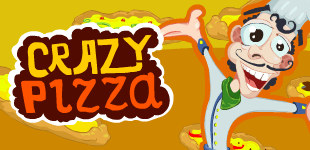 Crazy PizzaHTML5 Game - Gamezop