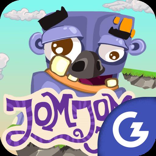 HTML5 Gamezop - Jom Jom Jump