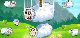 Sheep StackingHTML5 Game - Gamezop