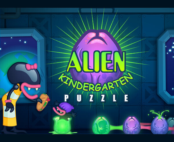 play Alien Kindergarten