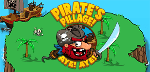 Pirate's Pillage! Aye! Aye!